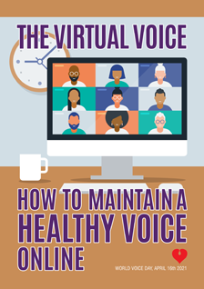 Virtual Voice (leaflet cover)