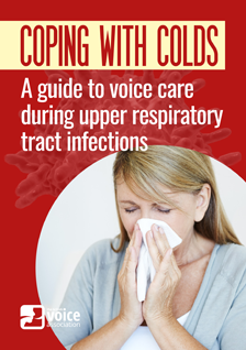 Copng with Colds (leaflet cover)